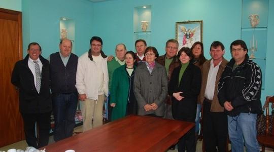Vereadores visitam Hospital Arcanjo São Miguel