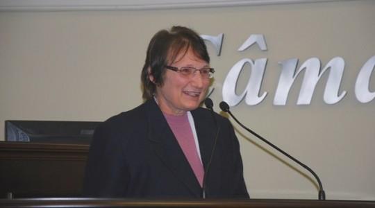Gramado: Câmara Municipal prestam homenagem à Irmã Ignês Dalmolin