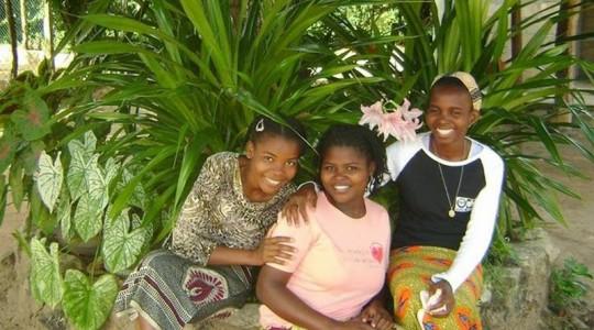 Encontro de junioristas em Moçambique