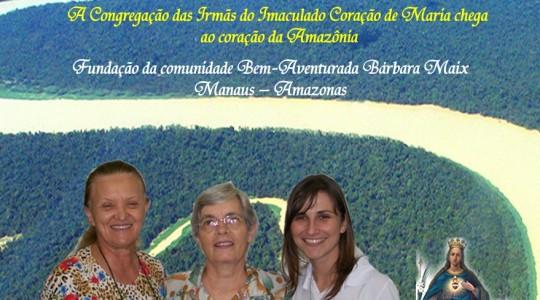 Comunidade ICM de Manaus recebe mensagens no dia da fundação