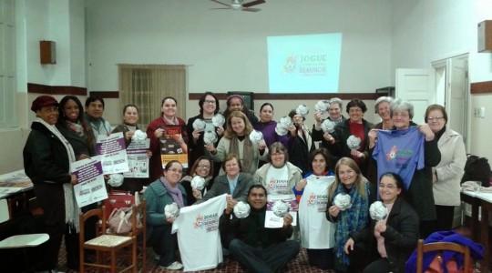 """Campanha """"Jogue a favor da vida – Denuncie o Tráfico de Pessoas"""" será realizada em Porto Alegre"""