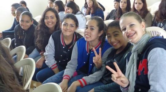 Juventude e Cidadania: realizado encontro com jovens atendidos pelas obras sociais ICM