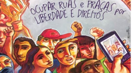 Ocupar Ruas e Praças por Liberdade e Direitos