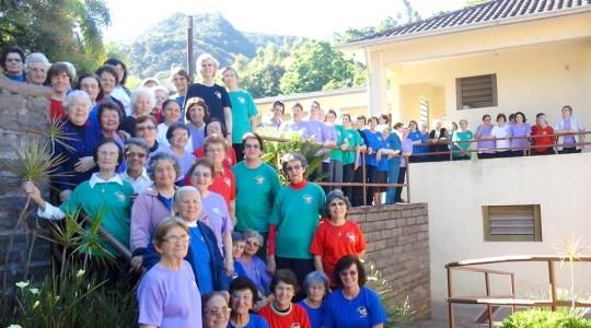 Província de Santa Maria realiza assembleia de encerramento