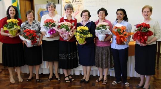 Congregação das Irmãs do Imaculado Coração de Maria elege novo Conselho Geral