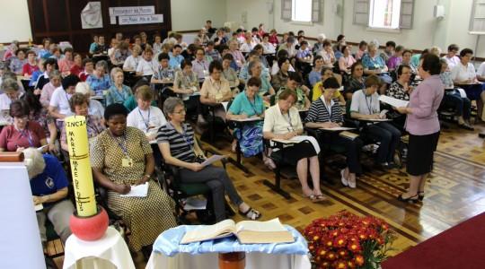 Vídeo: Capítulo de fundação da Província Maria Mãe de Deus