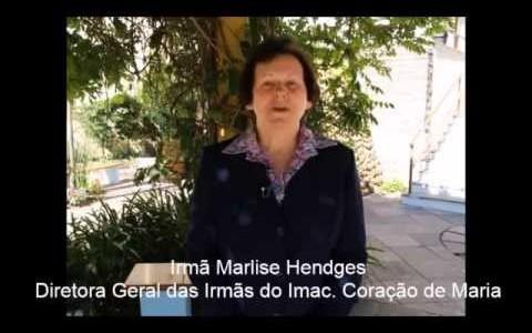 Mensagem da Diretora Geral ICM Irmã Marlise Hendges