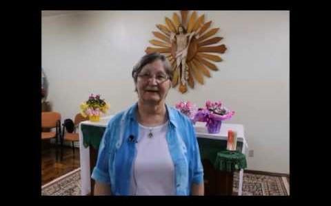 Irmãs ICM: entrevista com Ir. Lucia Weiler, pregadora do retiro do Capítulo Geral ICM