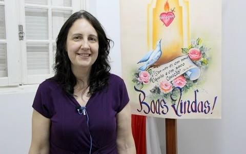 Irmãs ICM: Ir. Joana Guedini reeleita para o Setor Economia