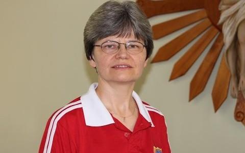 Irmãs ICM: Ir. Dalia Löff, eleita Secretária Geral da Congregação
