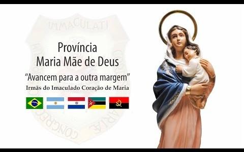 Irmãs ICM: Capítulo de fundação da Província Maria Mãe de Deus
