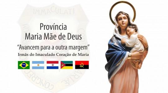 Capítulo provincial de fundação da Província Maria Mãe de Deus