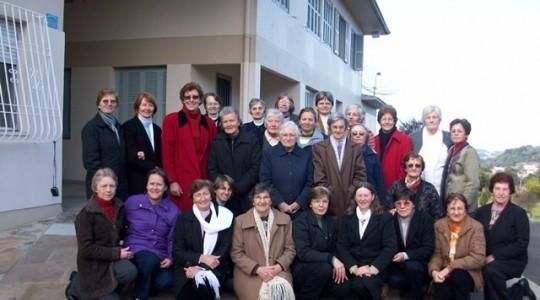 Irmãs da Província de Caxias do Sul reúnem em Assembléia