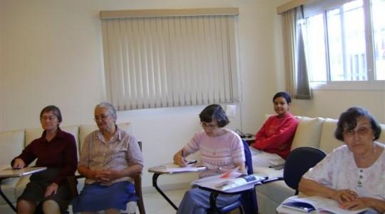 Província de São Paulo promoveu encontro de saúde para cuidadoras e 'cuidadas