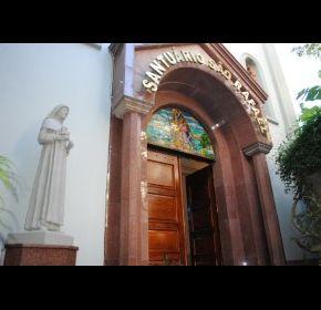 Santuário ganha imagem da Bem-Aventurada Bárbara Maix