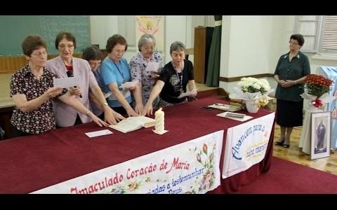 Irmãs ICM: Eleição do Conselho da Província Maria Mãe de Deus