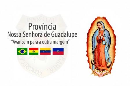 Congregação funda nova província: Nossa Senhora de Guadalupe