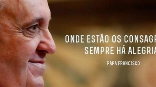 Leia a íntegra: Carta apostólica do Papa para Ano da Vida Consagrada