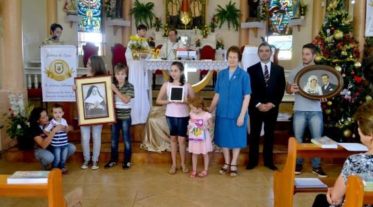 Irmã Helena Lottermann comemora 50 anos de Vida Religiosa Consagrada