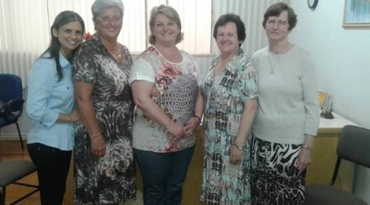 Colégio Madre Imilda acolhe nova Equipe Diretiva