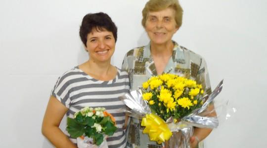 Irmãs Serena e Nerli assumem a direção do Colégio Cristo Rei, em Rio Grande