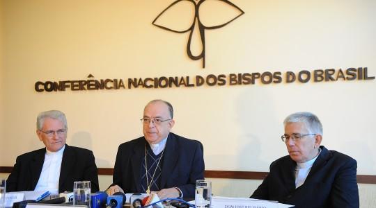 CNBB divulga nota sobre a realidade atual do Brasil