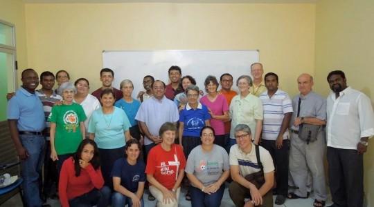 Irmãs participam de curso para novos missionários na Arquidiocese de Manaus