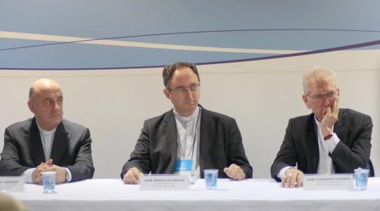 Nova presidência da CNBB fala da continuidade dos trabalhos a frente da Conferência