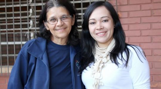 Irmãs Raimunda Alves e Morgana Garcia assumem a direção de projetos sociais em Caxias do Sul