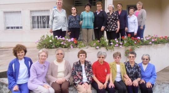 Setor Saúde da Província Maria Mãe de Deus promoveu encontro para debater o cuidado com os idosos