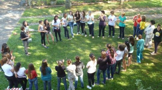 RUAH: Encontro vocacional reuniu jovens em Gravataí/RS