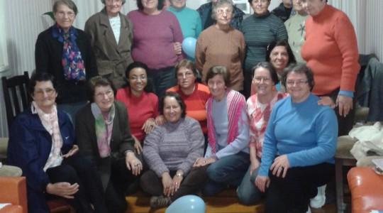 Província Maria Mãe de Deus: Encontro de Animação Missionária na Regional Passo Fundo