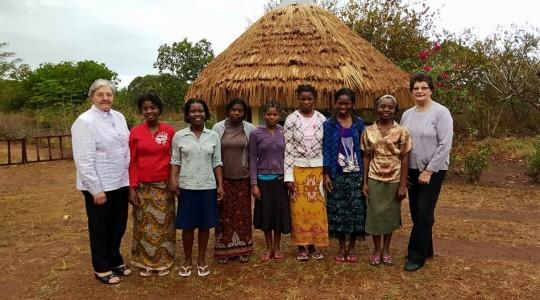 Província Maria Mãe de Deus: primeira visita provincial às comunidades ICM em Moçambique