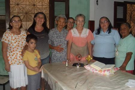 Leigas ICM de Fortaleza, no Ceará, realizam encontro
