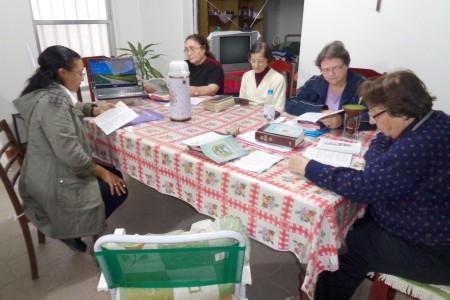 Realizado o Encontro de Animação Missionária Regional de Pelotas