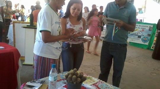 Irmãs ICM marcam presença na Expo Carismas em Teresina