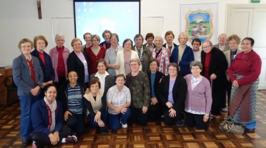 Província Maria Mãe de Deus realizou Encontro de Animação Missionária - Regional de Porto Alegre