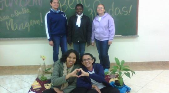 Realizado o encontro das Irmãs Junioristas da Província Guadalupe