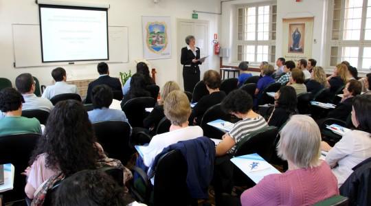 Encontro com diretores e colaboradores de tesouraria foi realizado em Porto Alegre
