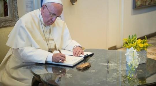 Papa: Processos de nulidade matrimonial mais simples e rápidos