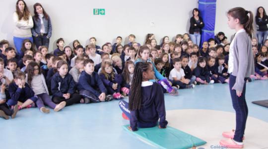 Colégio Puríssimo: Casa Azul celebrou Mês Vocacional com encenação