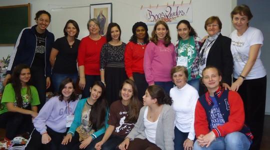 Província Maria Mãe de Deus realizou encontro vocacional