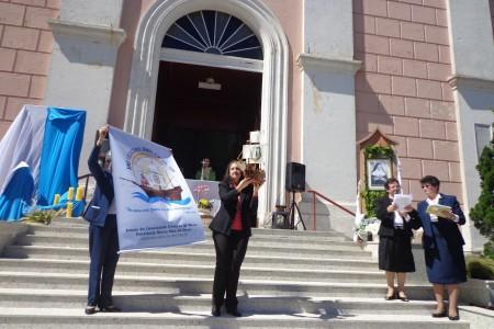 Peregrinação ao Monumento de Bárbara Maix e Abertura Oficial do Ano Vocacional