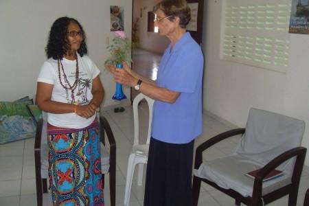 Irmãs participam de retiro espiritual em Natal/RN