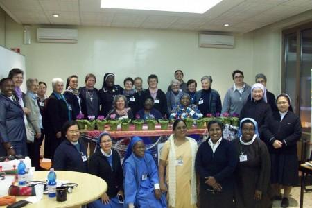 Tráfico de Pessoas: Irmã Eurides Alves participa do encontro mundial da Rede Talitha Kum na Itália
