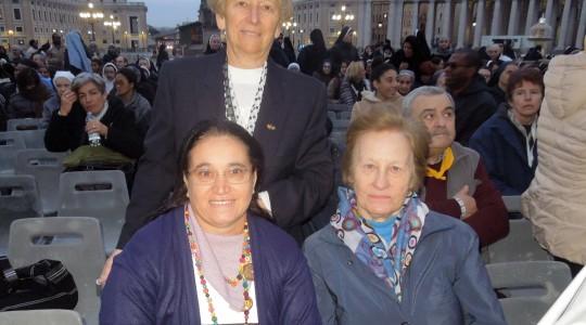 VATICANO: Congregação esteve presente na Missa de encerramento do Ano da Vida Consagrada