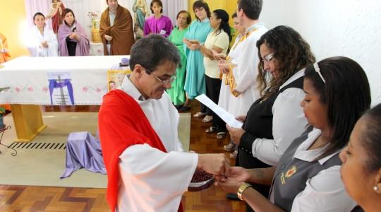 Colaboradores/as ICM participam de encontro em preparação para a Páscoa