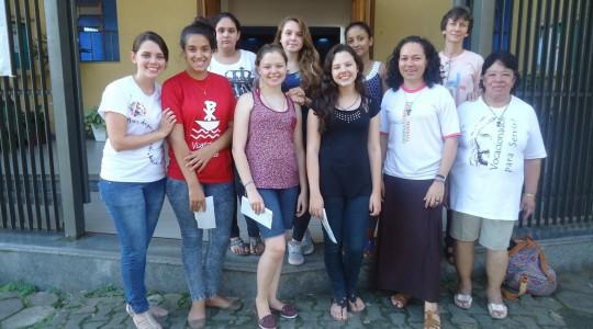 Encontro vocacional reúne jovens em Gravataí/RS