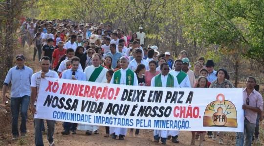 Piauí: Ação missionária leva solidariedade para famílias impactadas pela mineração