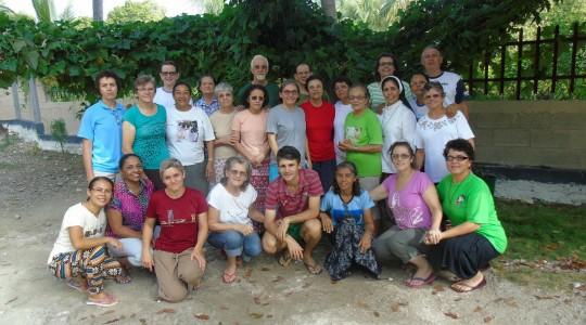 Missionárias/os brasileiros no Haiti promovem encontro de convivência